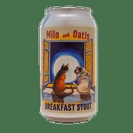 Seven Mile Milo & Oatis Stout