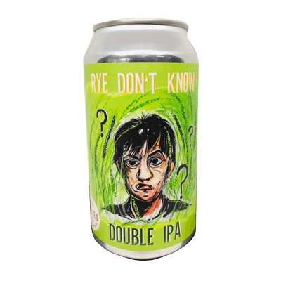 Seven Mile Rye Don't Know DIPA