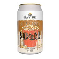 Bay Rd Salted Caramel Popcorn Milk Stout