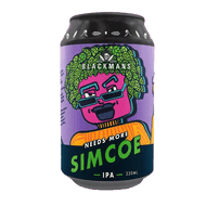 Blackman's Needs More Simcoe IPA