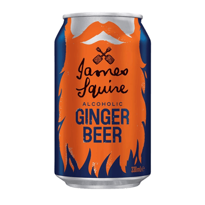 James Squire Ginger Beer