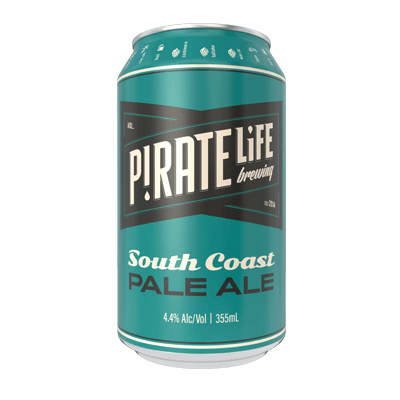 Pirate Life South Coast Pale Ale