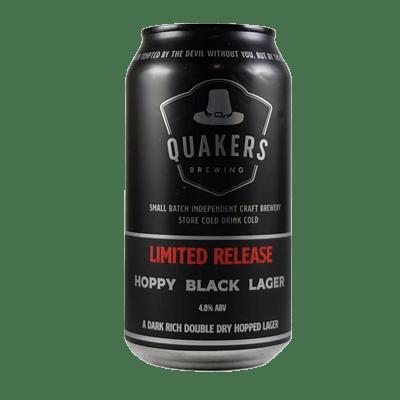 Quakers Hat Hoppy Black Lager