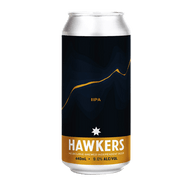 Hawkers Double IPA 440ml Can