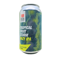 Akasha Tropical Fruit Storm Hazy IPA