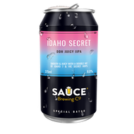 Sauce Idaho Secret DDH Juicy IIPA