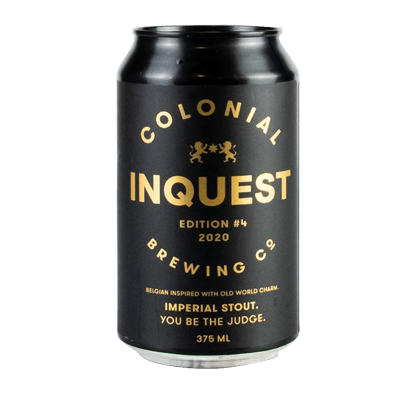Colonial Inquest Imperial Stout 2020