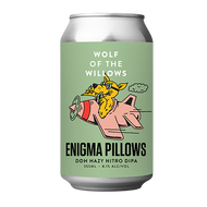 Wolf Of the Willows Enigma Pillows Nitro DIPA