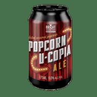 Bright Popcornucopia Salted Caramel Popcorn Ale