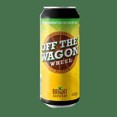 Bright Off the Wagon Wheel Porter