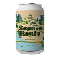 Mountain Culture Scenic Route Session IPA