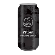 8 Wired iStout Imperial Stout 440ml Can