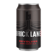 Brick Lane Revolver Dark Hoppy Ale