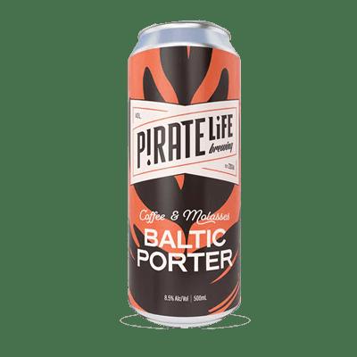 Pirate Life Coffee & Molasses Baltic Porter
