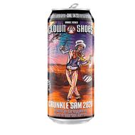 Clown Shoes Crunkle Sam 2020 BBA Barleywine