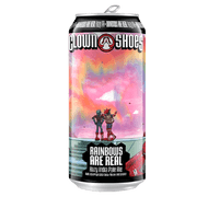Clown Shoes Rainbows Are Real Hazy IPA