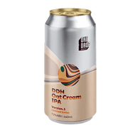 One Drop DDH Oat Cream IPA