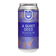 Quiet Deeds A Quiet Deed Oat Cream Hazy TIPA