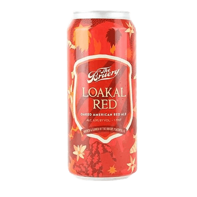 The Bruery Loakal Red Oaked American Red Ale