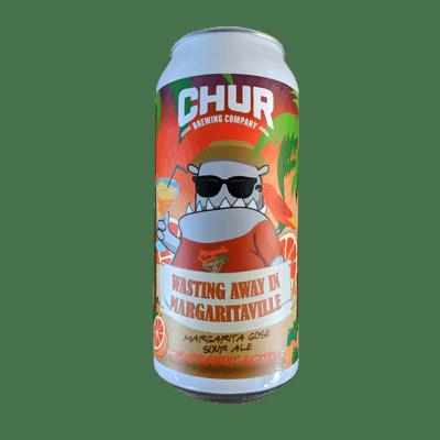 Chur Wasting Away In Margaritaville Grapefruit Edition Gose