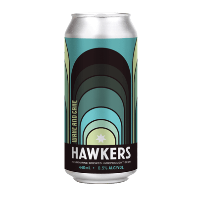 Hawkers Wake And Cake Pastry Stout