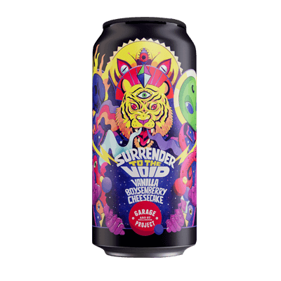Garage Project Surrender To The Void Volume 2 Vanilla Boysenberry Cheesecake Imperial Stout (1 Can Limit)