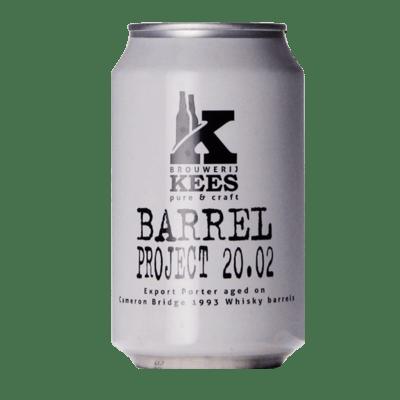 Kees Barrel Project 20.02 BA Imperial Porter
