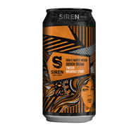 Siren Rum & Maple Wood Broken Dream Stout