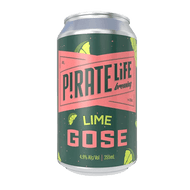 Pirate Life Lime Gose