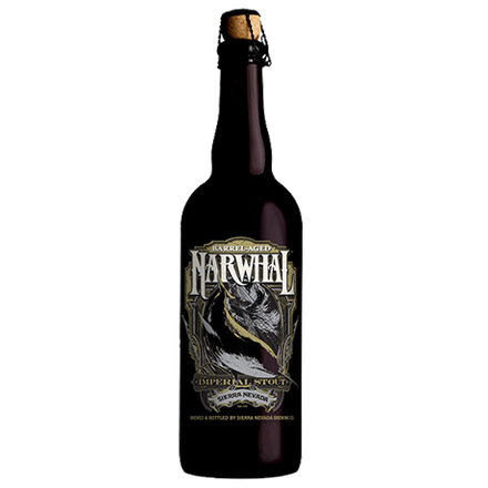 Sierra Nevada Barrel-Aged Narwhal Imperial Stout