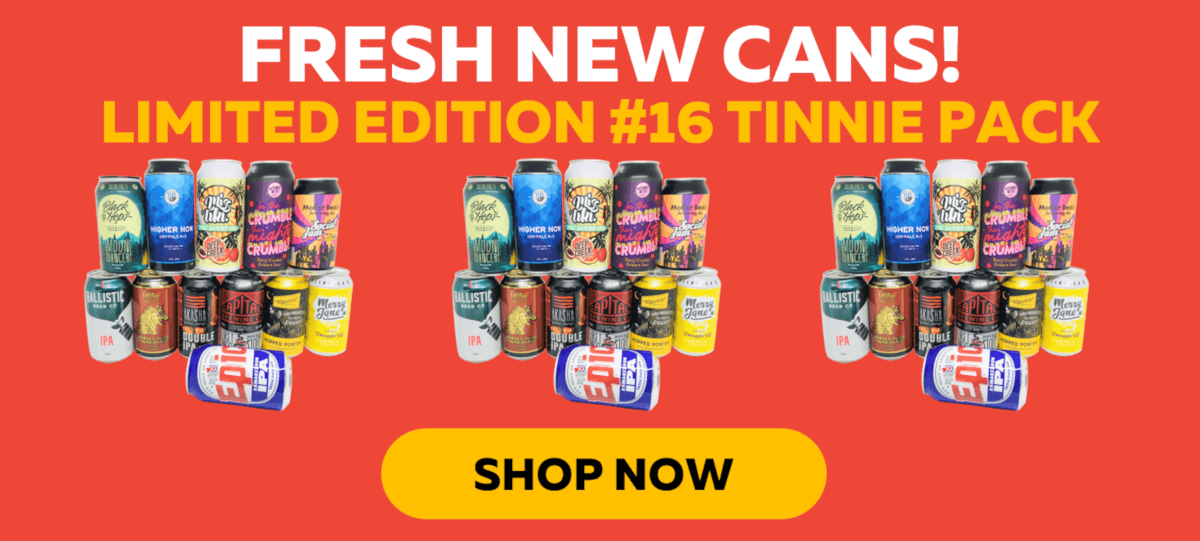 Limited Edition Tinnie Pack