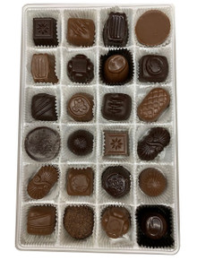 Assorted Boxed Chocolates - Soft Centers - 24 Pieces