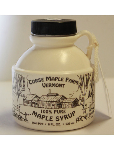 Vermont Maple Syrup - Half Pint