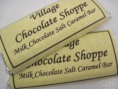 Salt Caramel Bar - Milk Chocolate