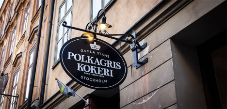 Polkagris