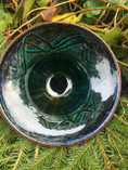 Vintage - Handmade bowl from Visby, Gotland
