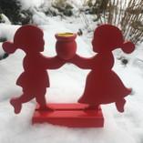 Vintage - Candleholder from Skansen