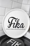 Love Design - FIKA Tray, White