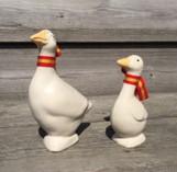 Vintage - Large Ceramic Goose from Skåne, Kullabygdens Keramik, Höganäs