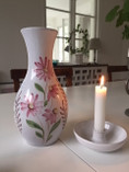 Vintage - Handmade Ceramic Flower Pot by Karin Larsson, Bromma Keramik
