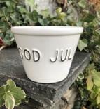 Vintage - God Jul Bowl from Bruka Design