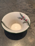 Vintage - Ceramic Christmas Bowl from Gabriel Sweden