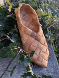 Vintage -  Decoration Shoe made of Birch