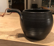 Vintage - Handmade ceramic Kåsa