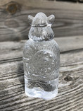 Vintage - Mini Viking in Glass