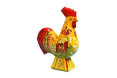 Nils Olsson Hemslöjd - Easter Rooster Gold