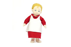 Teddykompaniet Ida Soft Doll