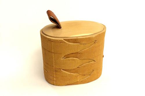 Sammes Slöjd - Birch Container Oval