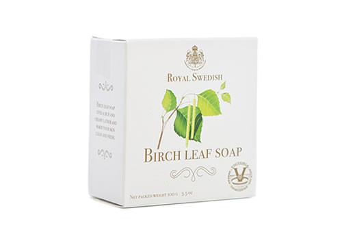 Victoria Soap- Royal Swedish Birch Leaf Soap