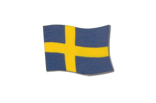 Swedish flag with magnet